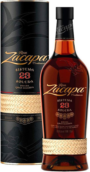 Zacapa 23 Years Old 1L