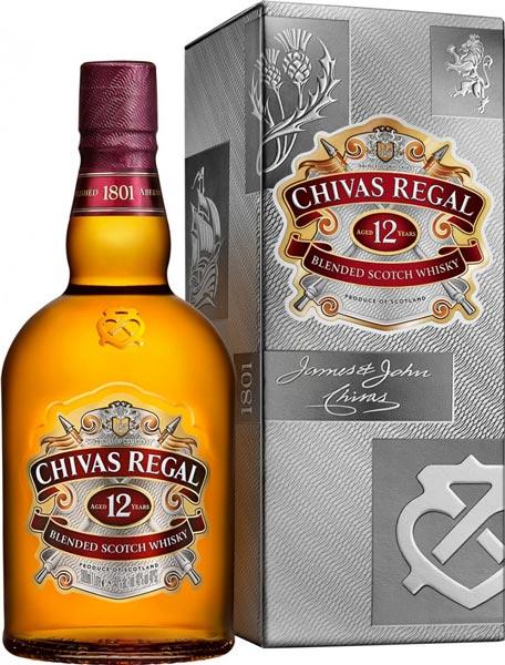 Chivas Regal 12 Years Old 1L