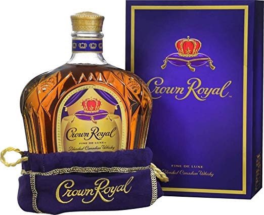 Crown Royal in Box 1L